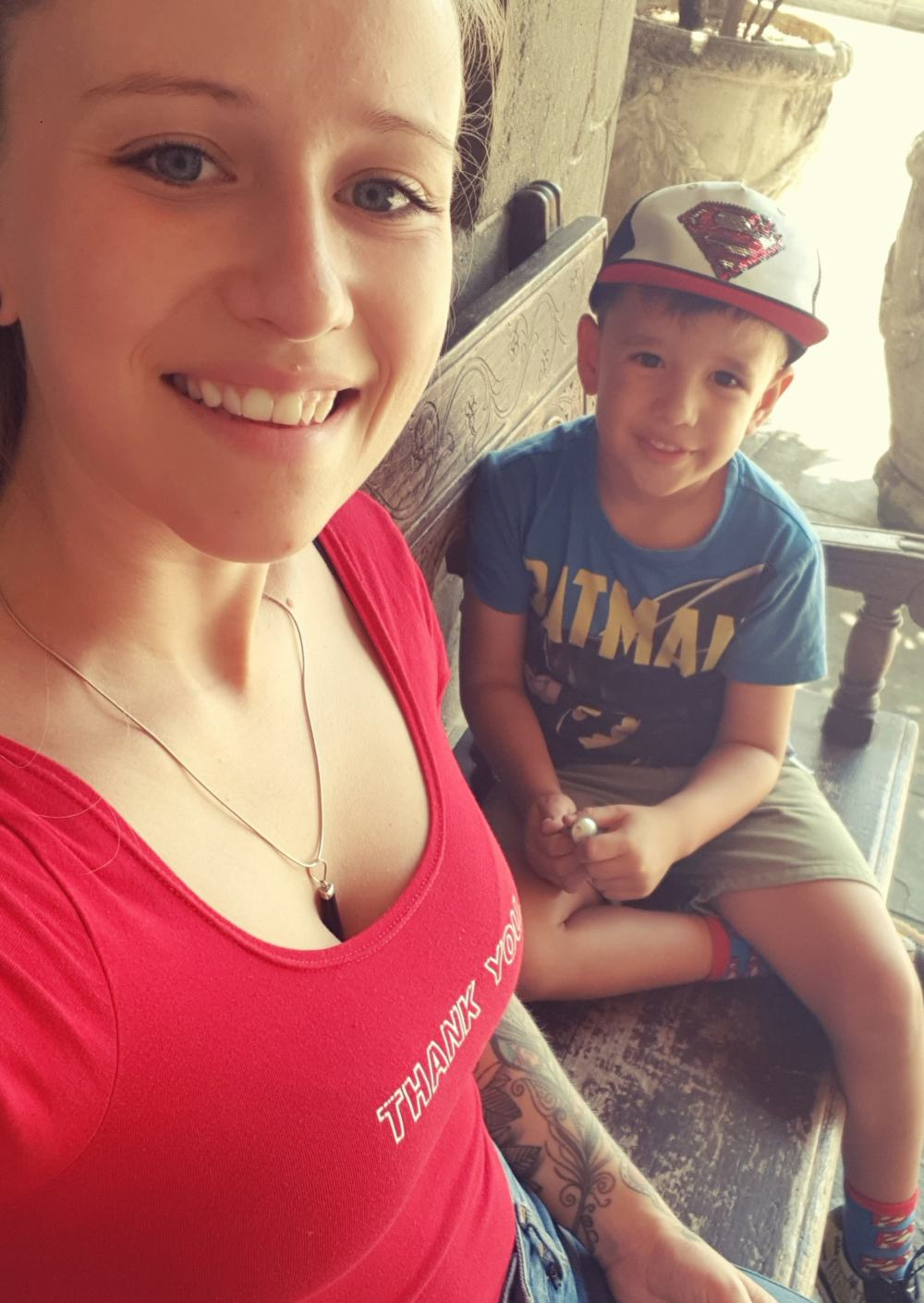 Mama in Medellin