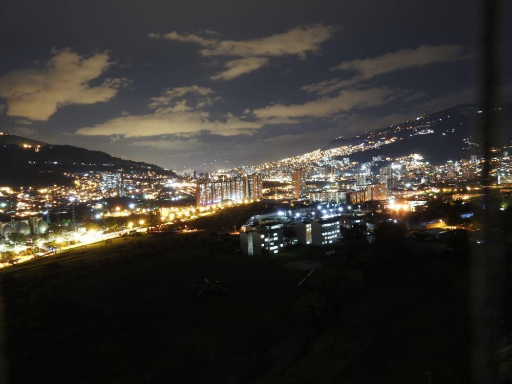 4 Monate ausgewandert. Medellin